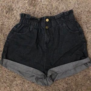 Verge girl high waisted vintage shorts brand new
